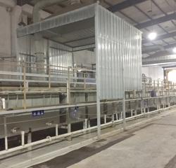 经由过程式荡涤机 磷化线专业出产厂家