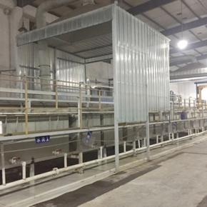 无锡经由过程式荡涤机 磷化线专业出产厂家